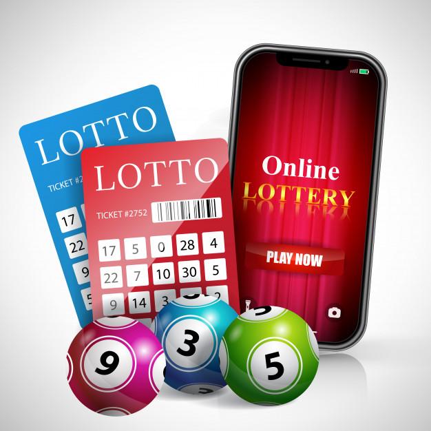 Online lottery casino